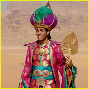 Aladdin Asks Genie To Turn Him Into A Prince In New 'Aladdin' TV Spot