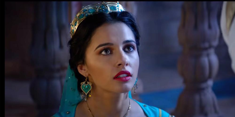 Aladdin Takes Jasmine On A Magic Carpet Ride In New Clip