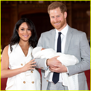 Harry and Meghan, the Duke & Duchess of Sussex, Announce New Royal Baby's Name