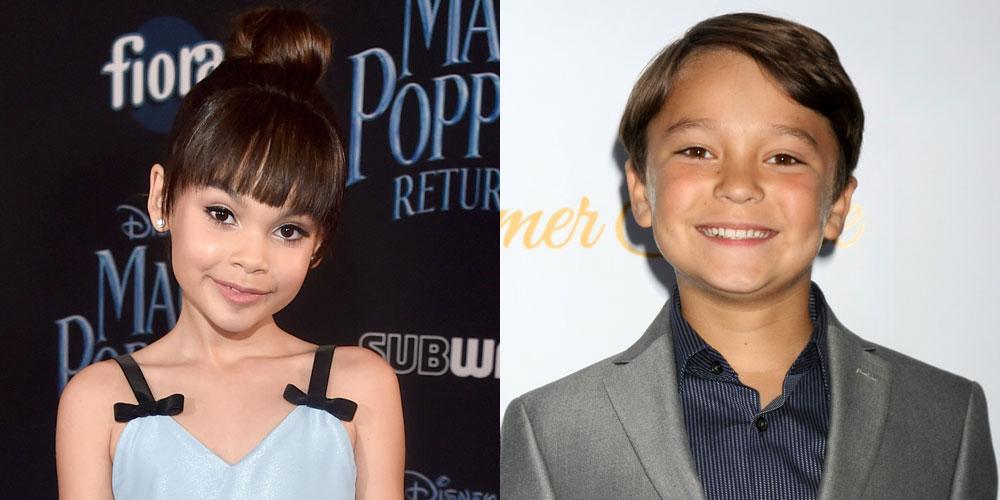 Ariana Greenblatt & Pierce Gagnon Cast In New Scooby Doo Animated Flick!