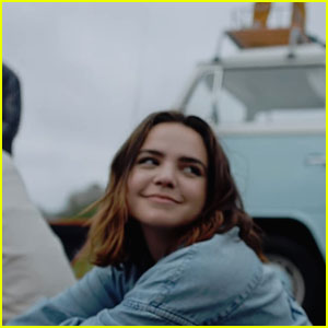 Bailee Madison Stars In New Hope Club's 'Love Again' Music Video - Watch Now!