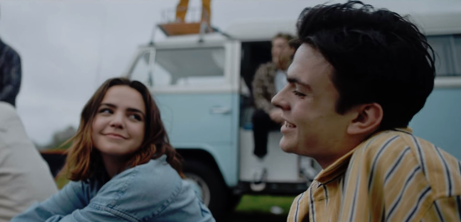 Bailee Madison Stars In New Hope Club's 'Love Again' Music Video – Watch Now!