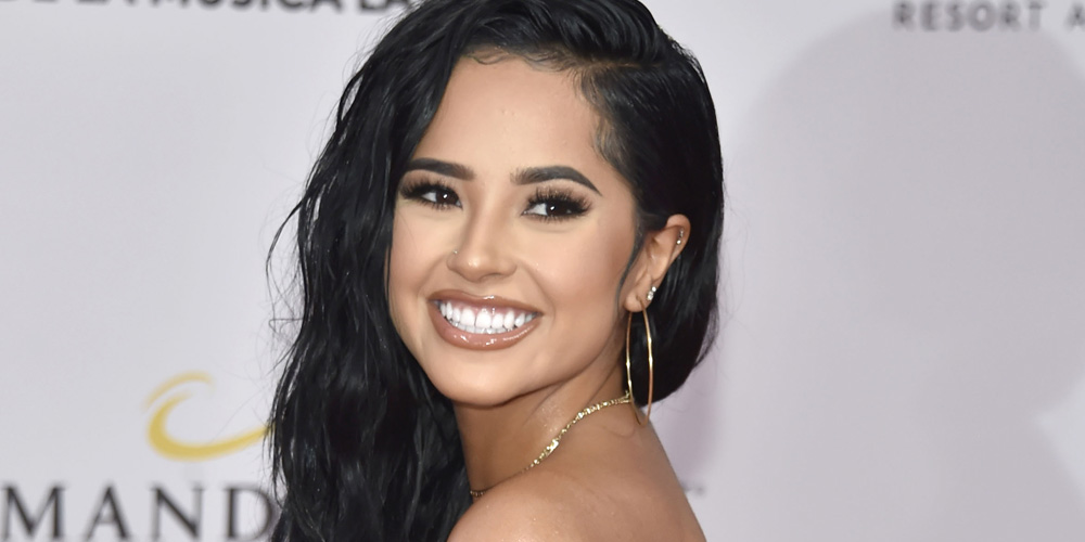 Becky G Sings 'A Whole New World' in Spanish For 'Aladdin' Soundtrack – Listen Here!