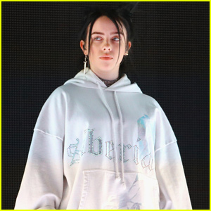 Billie Eilish Explains Why She Wears Baggy Clothing Billie Eilish Just Jared Jr