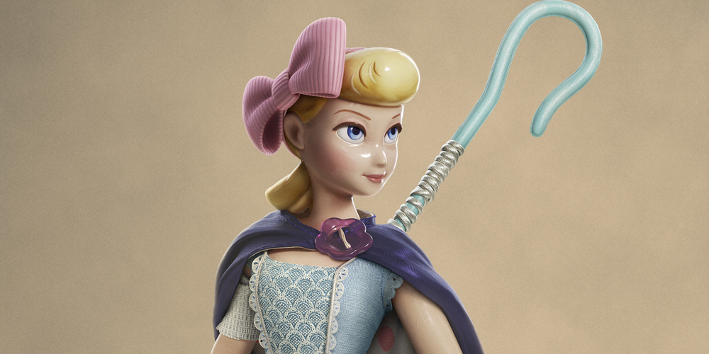 Aly Raisman & Sharna Burgess Helped To Inspire Bo Peep in 'Toy Story 4′