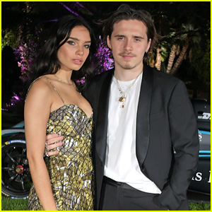 Brooklyn Beckham & Hana Cross Hit Up Formula E Documentary 'And We Go Green' Premiere & Dinner