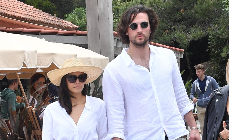 Nina Dobrev & Grant Mellon Are Still Going Strong in Cannes!