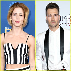 Emily Bett Rickards & James Maslow To Co-Star In Indie 'We Need To Talk'