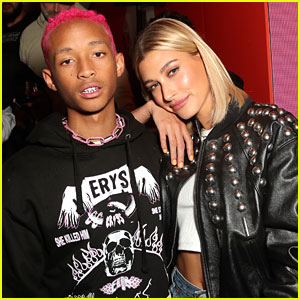 Hailey Bieber Hosts Levi's 501 Day Celebration with Performance By Jaden Smith