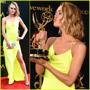 'The Perfectionists' Star Hayley Erin Wins Her First Daytime Emmy Award!