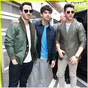 Nick Jonas Says New Jonas Brothers Music Is Meant To Bring 'Joy Into People's Lives'