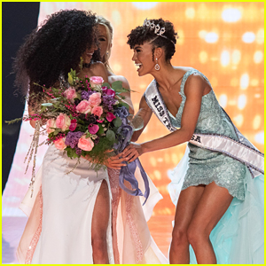 Miss Teen USA Kaliegh Garris Opens Up About Wearing Natural Hair for Competition