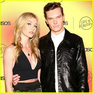 Katherine McNamara & Luke Baines React To 'Shadowhunters' Times Square Billboards