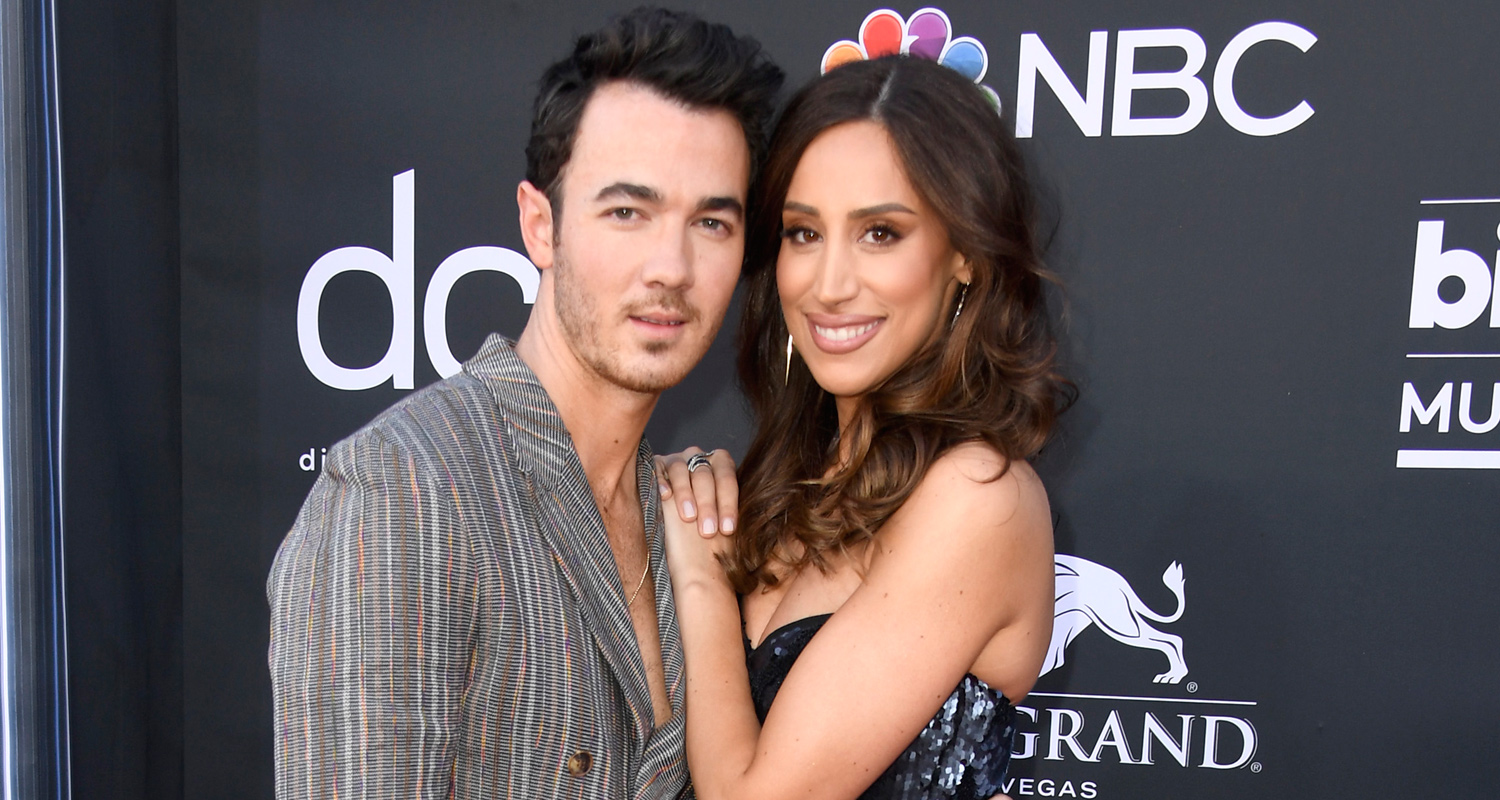 Kevin Jonas Pens Sweet Mother's Day Message to Wife Danielle
