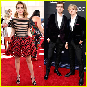 Kiernan Shipka & Ross Lynch Are Presenters at Billboard Music Awards 2019