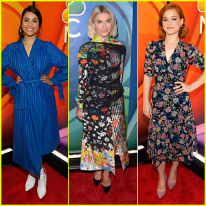 Lilly Singh, Julianne Hough & Jane Levy Hit Up NBC Upfronts 2019