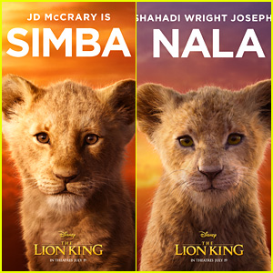 Disney Debuts New Lion King Posters See Them All