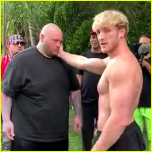 Logan Paul Drops Out of Slapping Competition After Slapping Man Unconscious