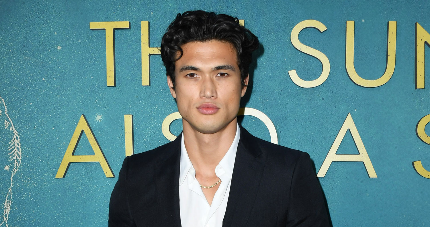 Charles Melton Creates 'Melton Your Heart' Spotify Playlist For 'The Sun Is Also a Star'