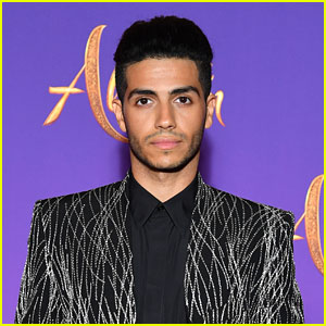 Mena Massoud Says Playing Aladdin Is Like Playing Batman