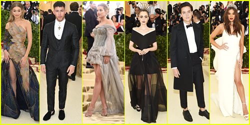 See All The Amazing Looks From Last Year's Met Gala
