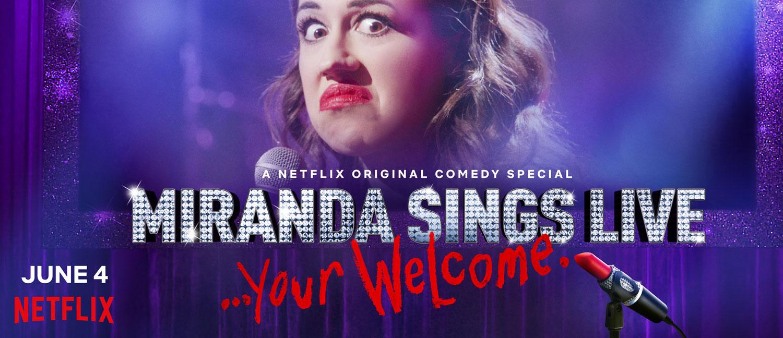 Colleen Ballinger Shares Trailer for 'Miranda Sings Live ...