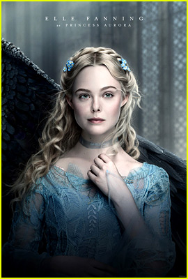 Elle Fanning Is Princess Aurora Again For New Maleficent 2