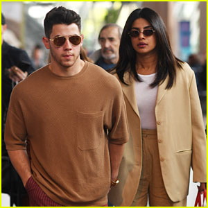 Nick Jonas & Priyanka Chopra Give One Last Fashion Moment in Cannes