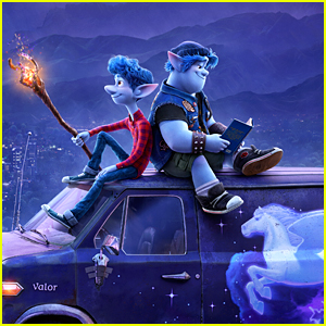 Tom Holland Plays an Elf in Disney/Pixar's 'Onward' - Watch the Trailer!
