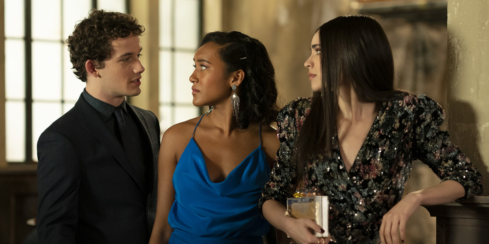 Ava, Caitlin & Dylan Think They Know Who Killed Nolan on 'The Perfectionists'