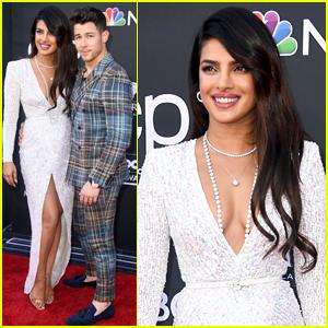 Nick Jonas' Wife Priyanka Chopra Is By His Side at BBMAs 2019!