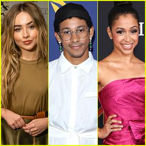 Sabrina Carpenter, Keiynan Lonsdale & Liza Koshy Join 'Work It' Movie