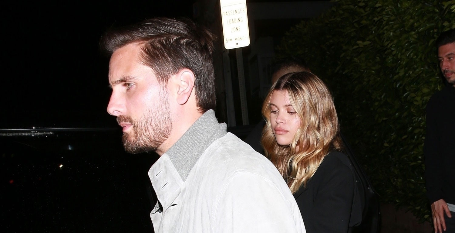 Sofia Richie's Boyfriend Scott Disick Shares Cute New Photo of Puppy Hershel