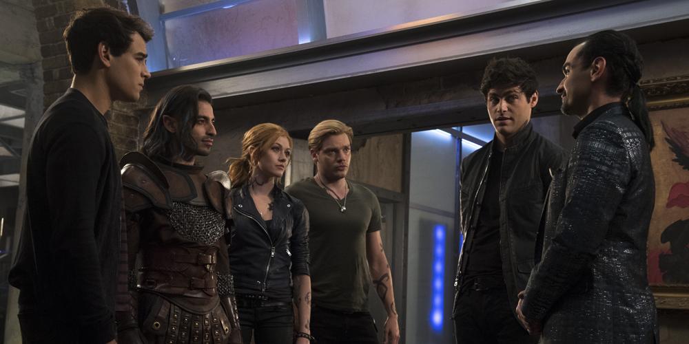 The 'Shadowhunters' Series Finale is 'Really Bittersweet' – Watch a Sneak Peek Here!