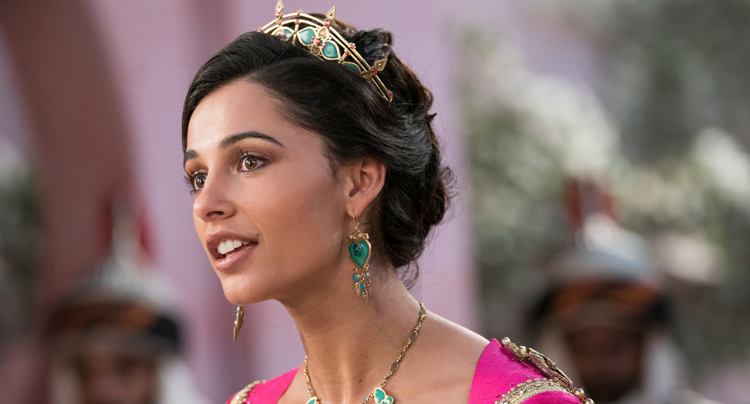 Listen to Naomi Scott Sing Jasmine's 'Speechless' Song in 'Aladdin' Remake!