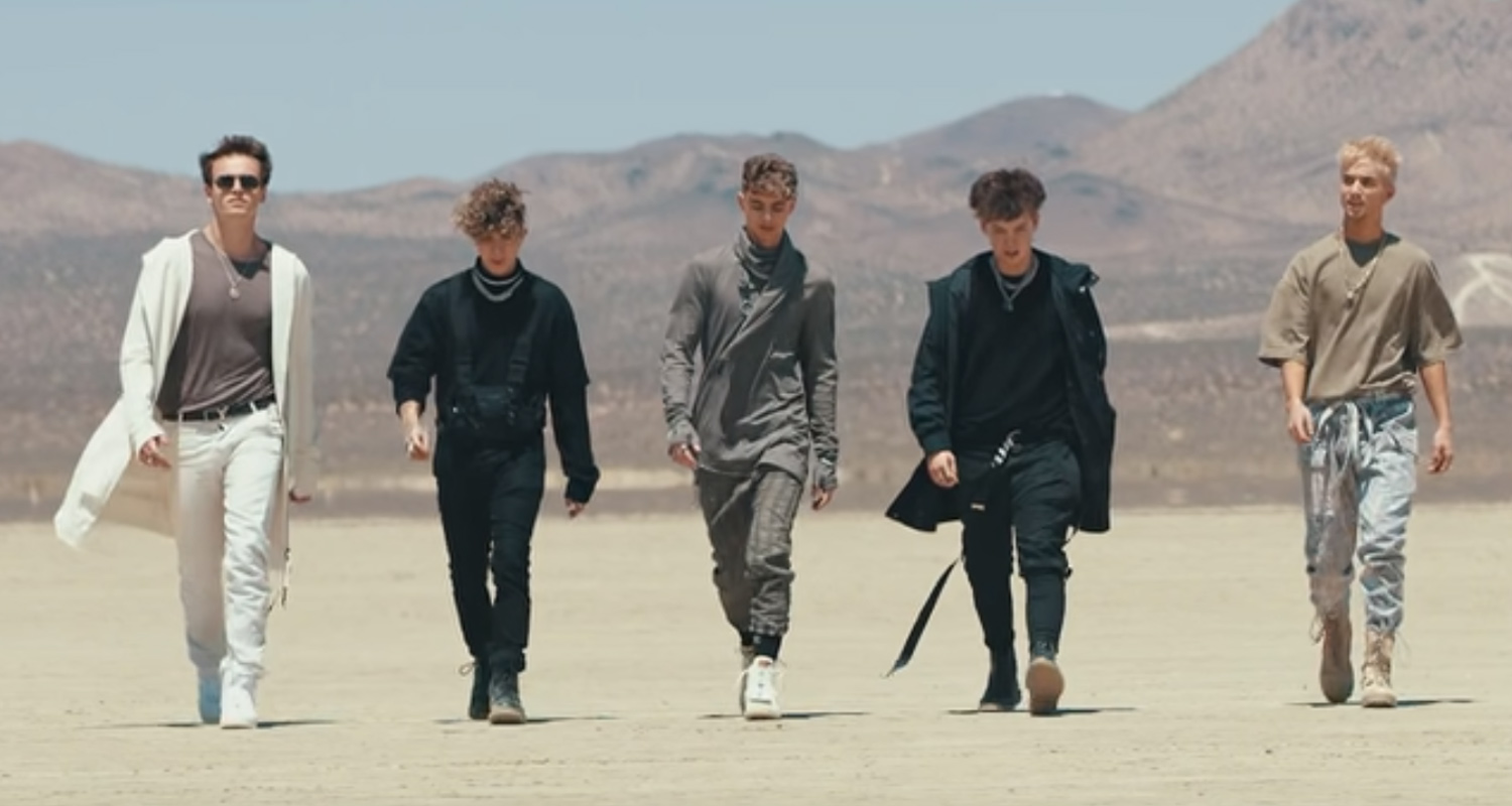 Why Don't We Transform the Desert in 'Unbelievable' Music Video – Watch!