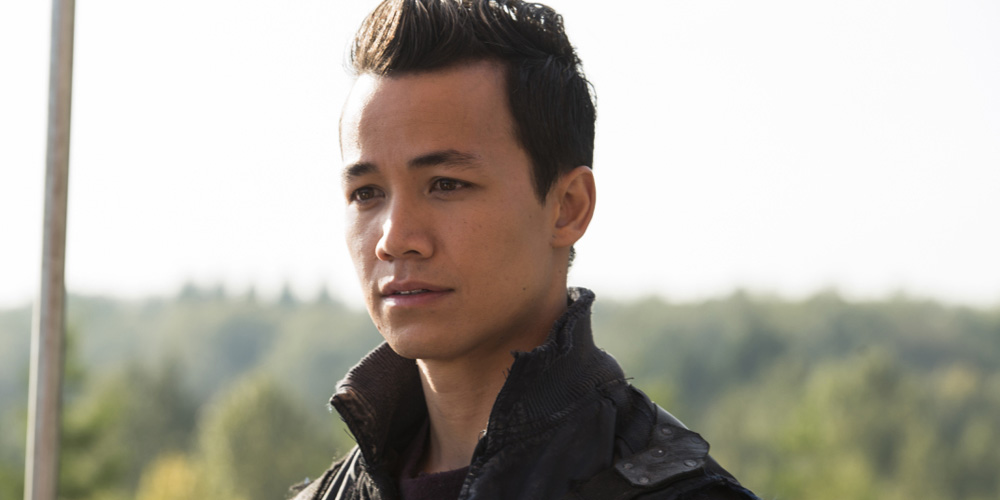 Jordan Is Determined To Save Clarke on 'The 100′, Shannon Kook Says
