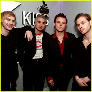 5 Seconds of Summer Greet Fans in London!