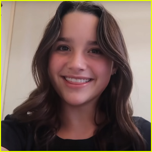 Annie Leblanc Gives An Inside Look At Her Life On Set Annie
