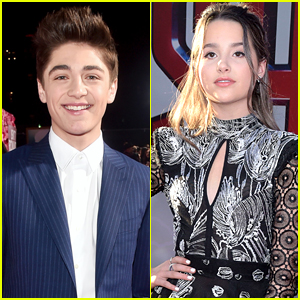 Asher Angel Hints At A Possible Music Collab With Girlfriend Annie
