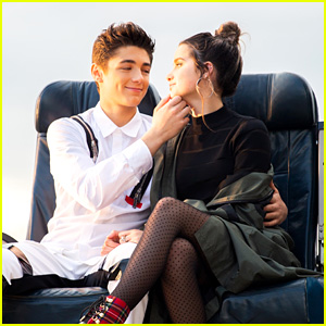 Asher Angel Is Really Missing Annie LeBlanc In His 'One Thought Away' Music Video