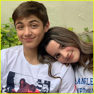 Asher Angel Spills on His Perfect Movie Date With Annie LeBlanc