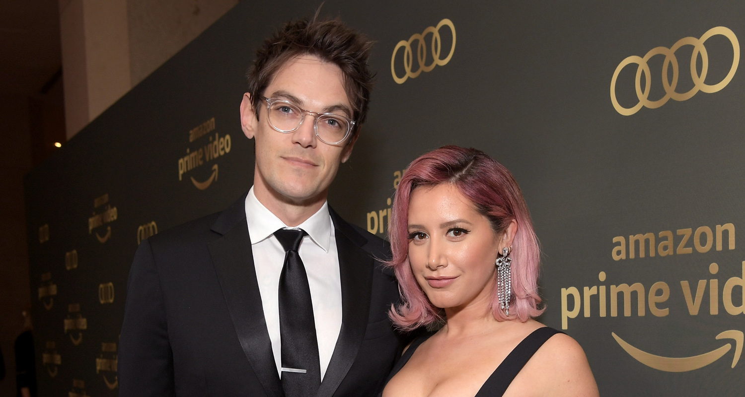 Ashley Tisdale & Christopher French Get Tattoos In Memory of Late Pup Maui