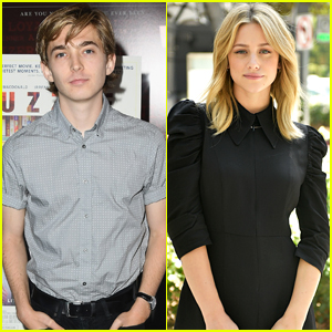 Austin Abrams Will Play Lili Reinhart's Love Interest in Amazon's 'Chemical Hearts'!