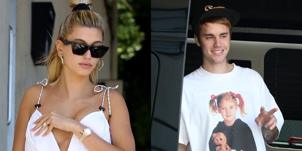 Hailey & Justin Bieber Run Separate Errands Around Los Angeles