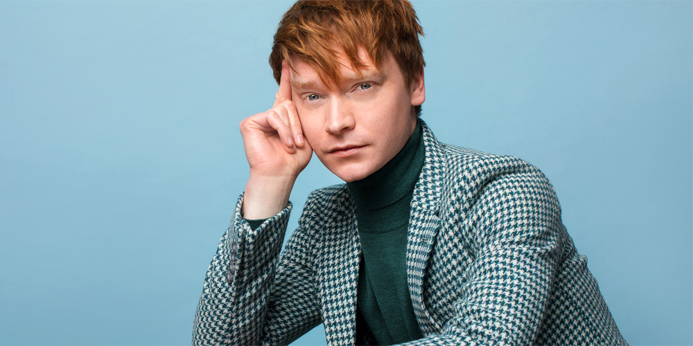 Calum Worthy Reveals All He Did To Get Into the Mindset of 'The Act's Nick Godejohn