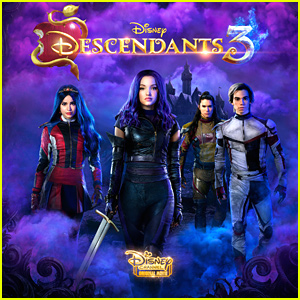 'Descendants 3' Cast Unveil Official Trailer at Ardys Awards - Watch Now!