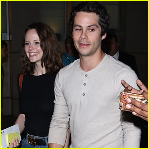 Dylan O'Brien Skips The Red Carpet at 'Child's Play' Premiere
