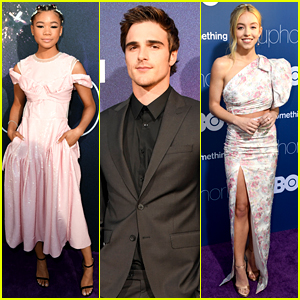 Jacob Elordi, Storm Reid, & More Attend 'Euphoria' Premiere!