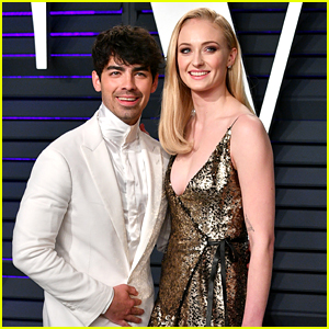 Sophie Turner & Joe Jonas Rumored To Wed On The Same Day As This Other Couple in France